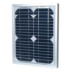 panneau solaire mono cristallin 10wc comparer les prix de. Black Bedroom Furniture Sets. Home Design Ideas
