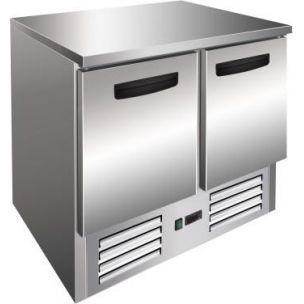 Table refrigerée 700 2 portes