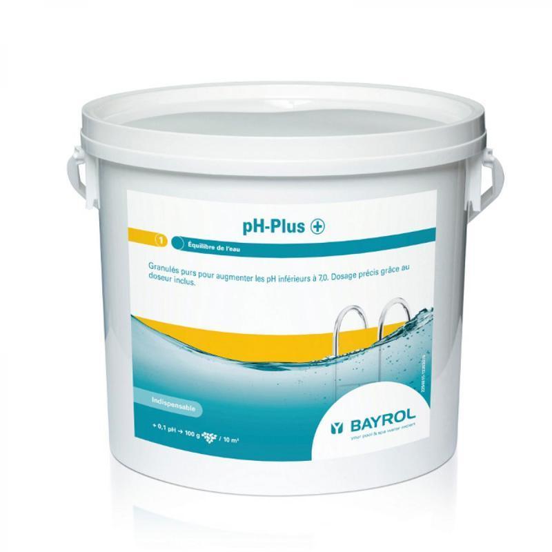Traitements d 39 eau pour piscine bayrol achat vente de for Calcium plus pour piscine