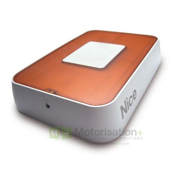Accessoires alarmes nice achat vente de accessoires for Sirene alarme exterieure filaire