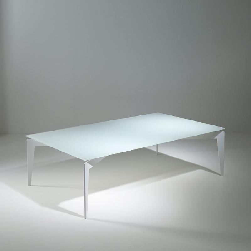 Basse Design En Ljc354qar Table Blanc Rocky Verre uliPXZwOkT