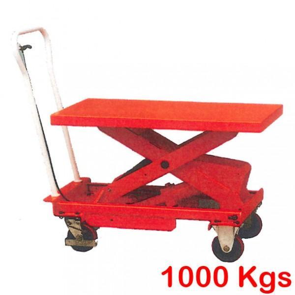 table elevatrice eco 1000 kg mobile. Black Bedroom Furniture Sets. Home Design Ideas