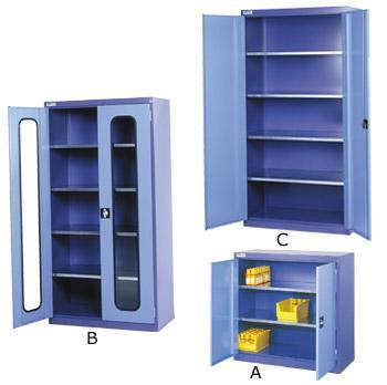 armoire a porte battante pour ateliers. Black Bedroom Furniture Sets. Home Design Ideas