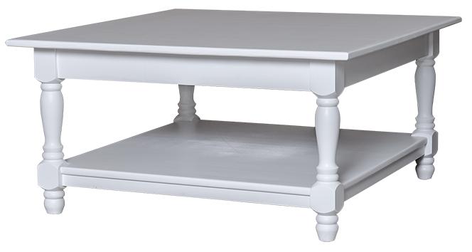 table basse carr e en bois massif l 90 cm 39 39 groningue 39 39 comparer les prix de table basse carr e. Black Bedroom Furniture Sets. Home Design Ideas