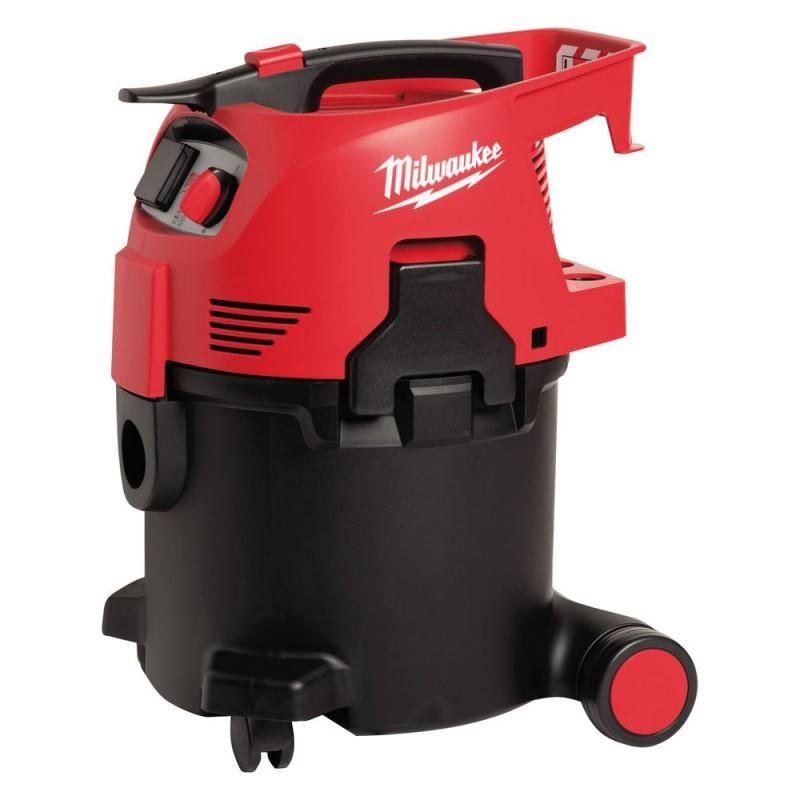 ASPIRATEUR MILWAUKEE 1500W AS 300 ELCP - 30L - 4933416060