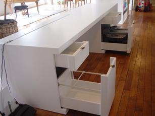 bureau informatique. Black Bedroom Furniture Sets. Home Design Ideas