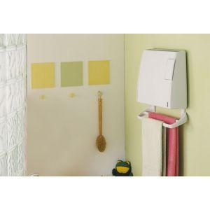 Chauffage soufflant atlantic ulysse pour salle de bain - Chauffage electrique soufflant pour salle de bain ...