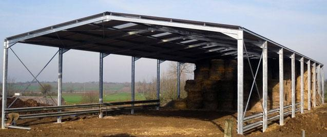 Hangar agricole batimentsmoinschers - Hangar photovoltaique agricole gratuit ...