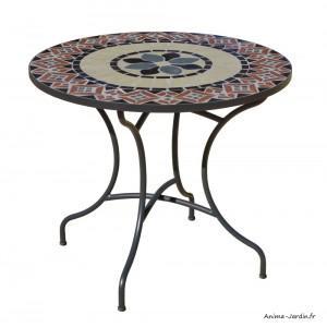Petite table mosaïque - 31408