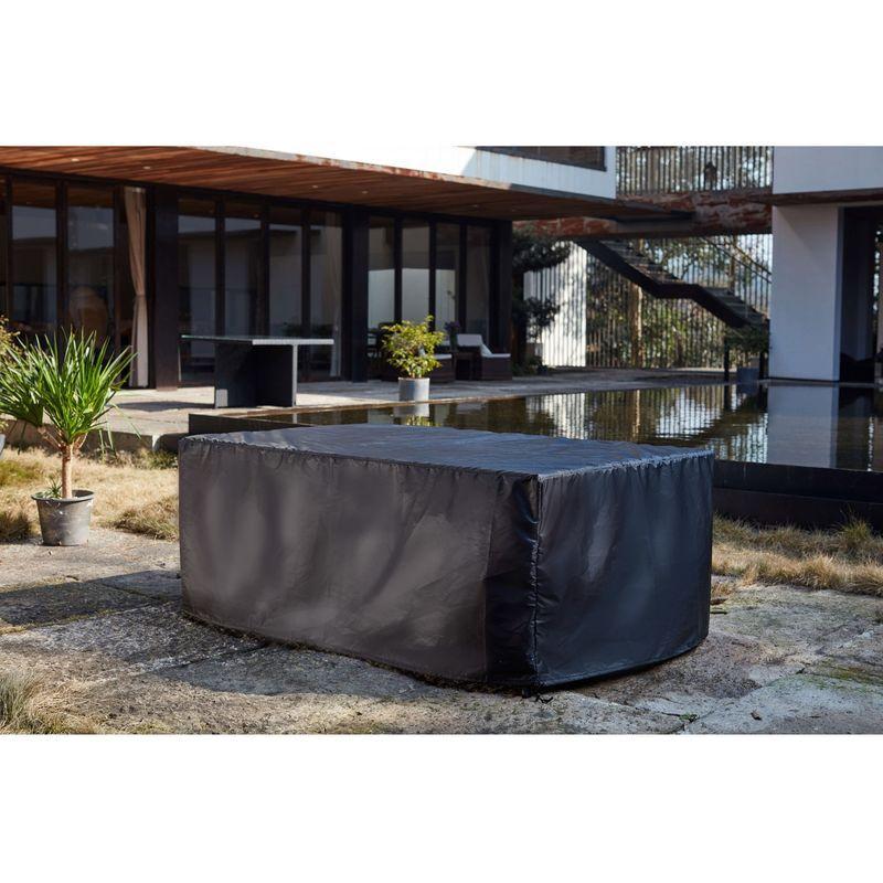 HOUSSE DE PROTECTION SALON DE JARDIN 119X119X70CM - MIAMI, MONACO ...