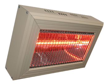 Chauffage radiant a infrarouge interieur cq15g for Chauffage infrarouge interieur