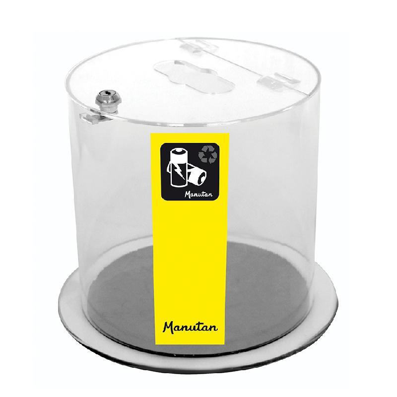 poubelle pour piles 25 mod les comparer sur. Black Bedroom Furniture Sets. Home Design Ideas