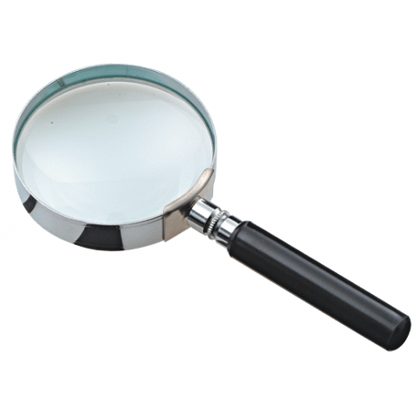 X Loupe Magnifying Glass