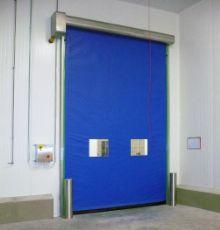 Porte rapide 640ng food / en plastique / utilisation intérieure / 4500 x 4500 mm