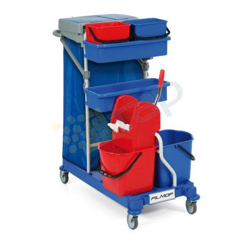 Chariot de nettoyage réf.    0002608