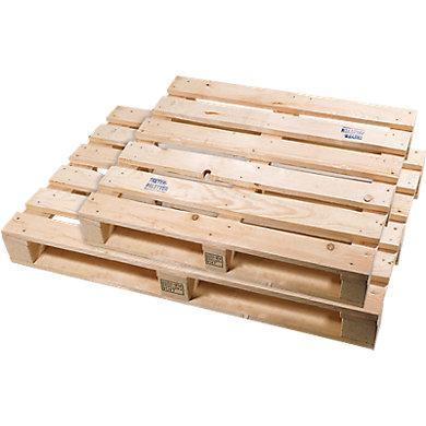 Palettes en bois tous les fournisseurs palette perdue for Les palettes en bois