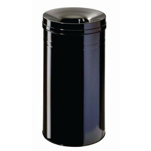 poubelle en m tal antifeu 30 l comparer les prix de. Black Bedroom Furniture Sets. Home Design Ideas