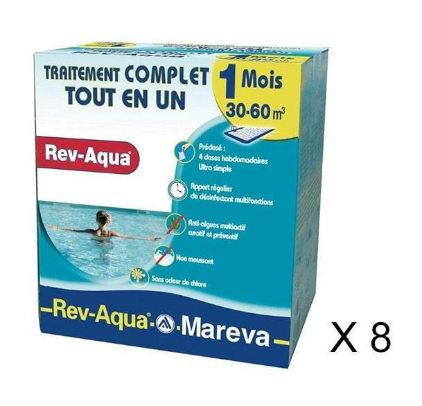REV-AQUA 30/60 M3 - 8 MOIS DE MAREVA - CATÉGORIE PRODUITS CHIMIQUES