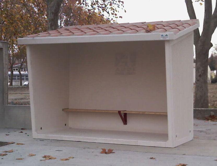 abribus. Black Bedroom Furniture Sets. Home Design Ideas