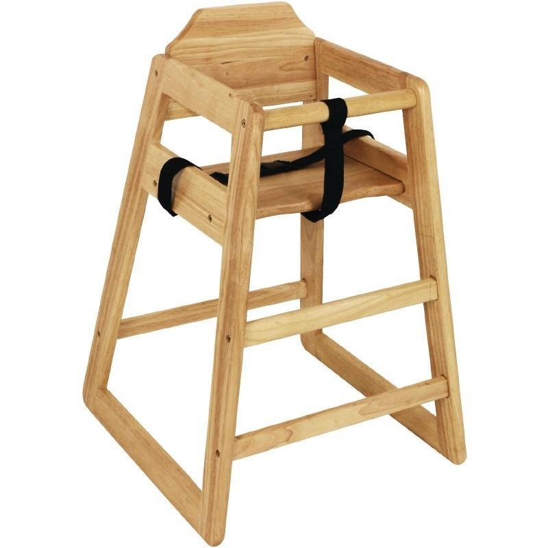 pour professionnel enfant bouleau Chaise haute en 0wOPkn