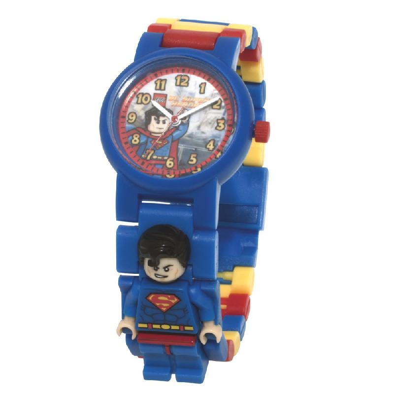 MONTRE LEGO SUPER HEROES SUPERMAN