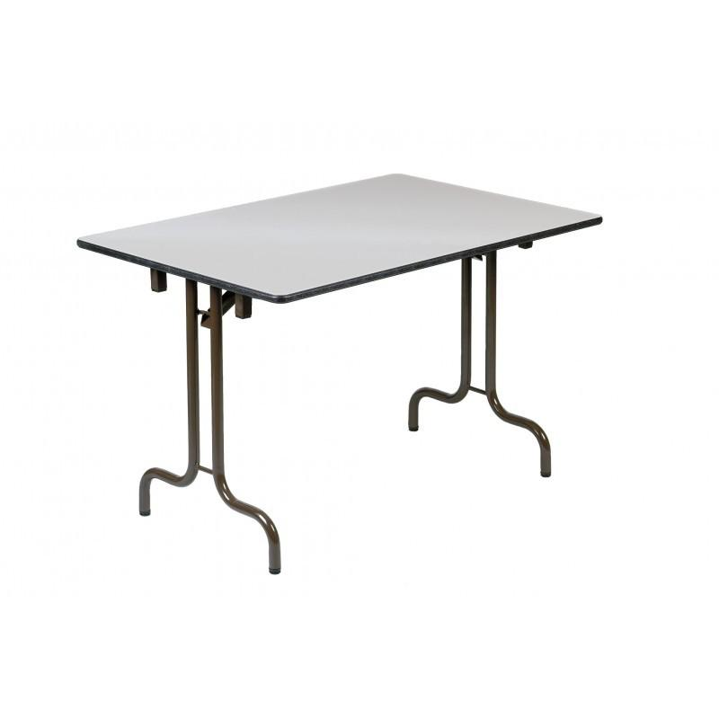 Table pliante laurens for Table pliante 4 personnes