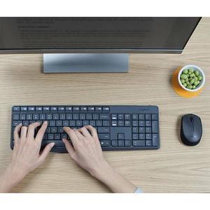Lgt ens clavier/souris mk235 920-007907