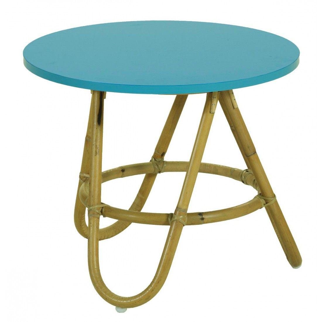 Table basse tous les fournisseurs rectangulaire pied for Table rotin plateau verre