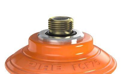 Ventouse  fcf75p polyuréthane 55/60, g3/8