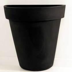 Pots de fleurs et conteneurs papi achat vente de pots for Pot jardin gris