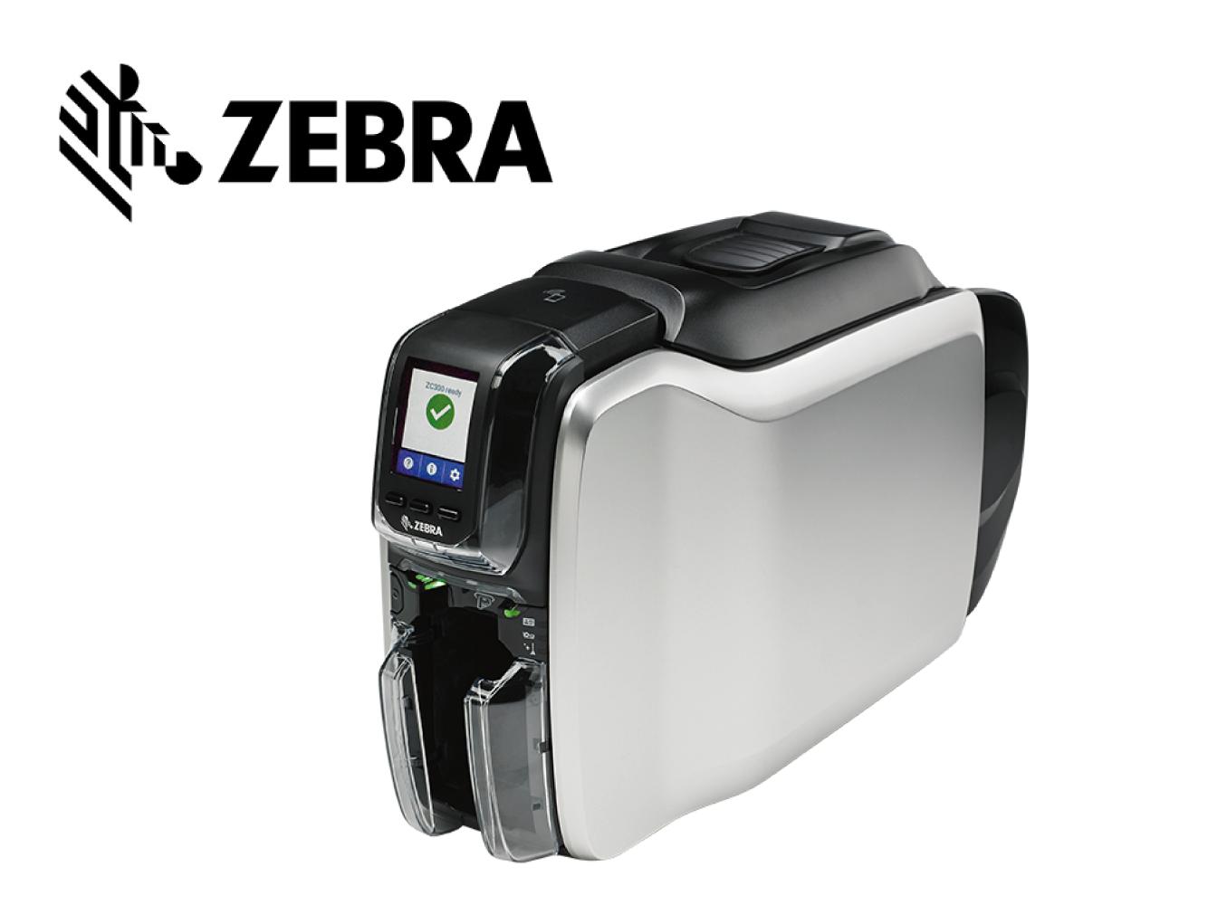 IMPRIMANTE A CARTES - ZEBRA ZC300