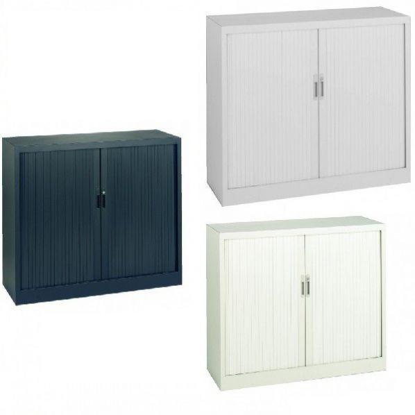 rolleco produits de la categorie armoire a rideau pour bureau. Black Bedroom Furniture Sets. Home Design Ideas