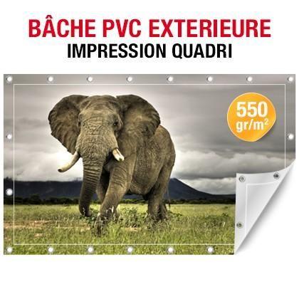 B che d 39 impression comparez les prix pour professionnels for Prix bache pvc