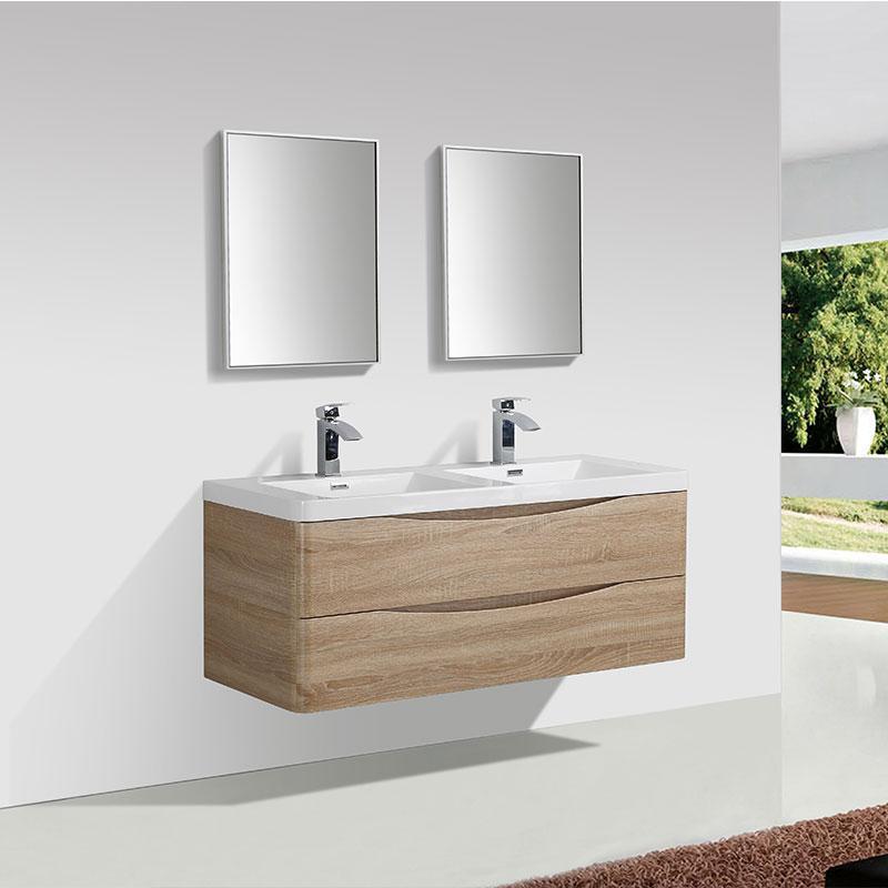 Meubles de salle de bains tous les fournisseurs meuble salle de bain suspendu meuble - Meuble de salle de bain 120 cm double vasque ...
