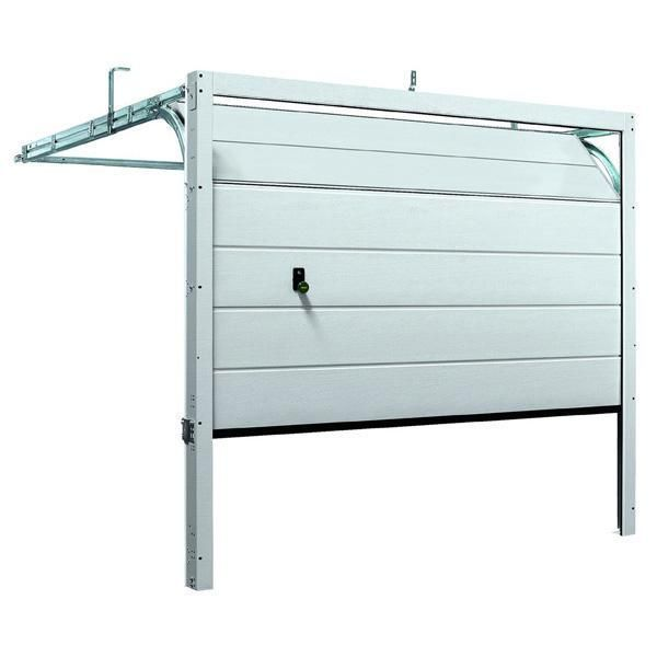 Point p produits portes de garage sectionnelles for Montage porte de garage sectionnelle hormann