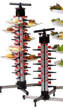 Chariot a assiettes modele de table 120048 - Assiettes de table ...