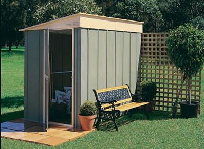 abris de jardins metallique id1734. Black Bedroom Furniture Sets. Home Design Ideas
