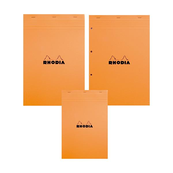 BLOC-NOTES IDEA - BLOC-NOTES IDEA 21X32CM PERF 4 TROU