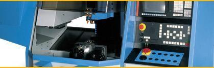 CENTRE D'USINAGE VERTICAL CNC - CU 1005
