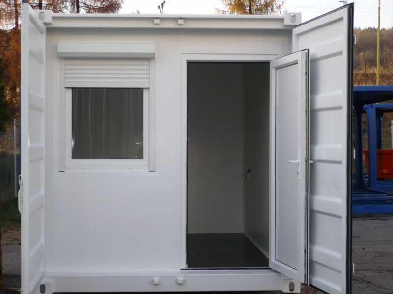container bureau stockage. Black Bedroom Furniture Sets. Home Design Ideas