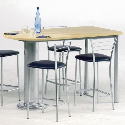Tables manger comparez les prix pour professionnels for Hauteur table de cuisine