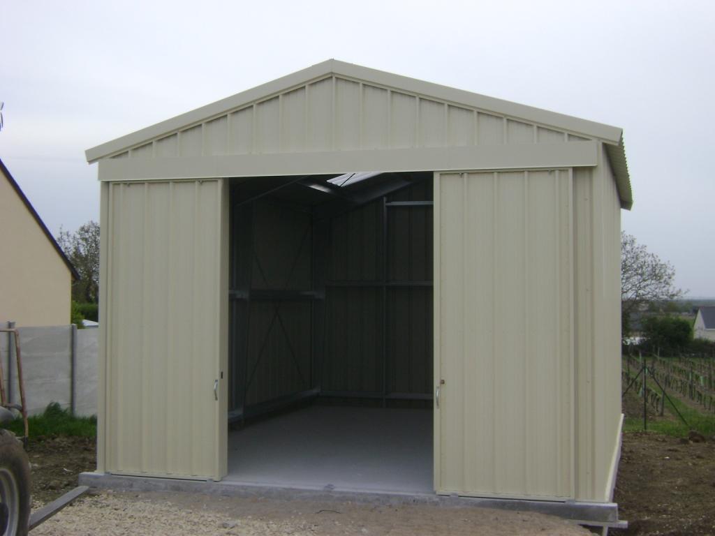 Batiment Structure Modulable En Kit Galco