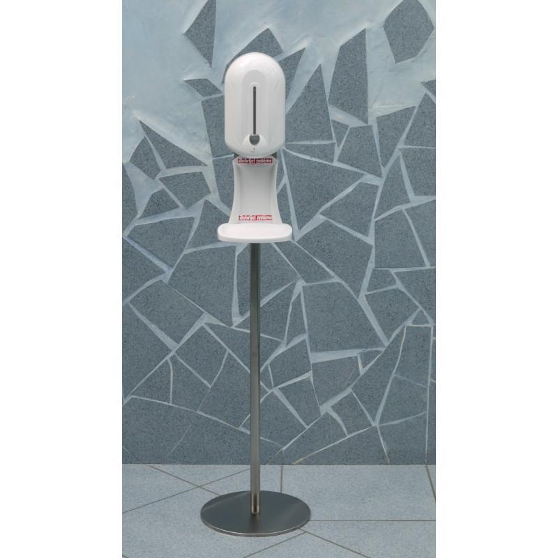 Distributeur automatique sans contact sur pied inox - db45