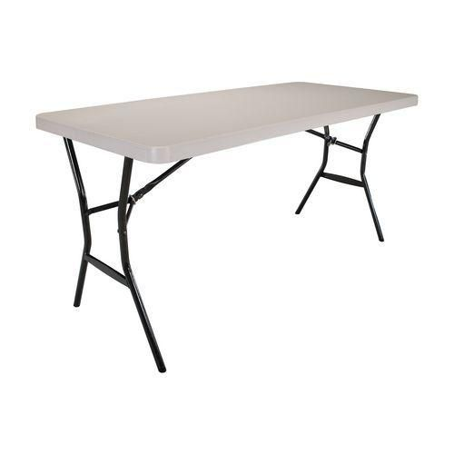 Lifetime table pliante eco comparer les prix de lifetime for Lifetime table pliante