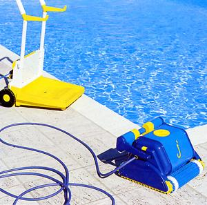robot piscine jd cleaner