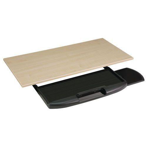 Support pour clavier twinco comparer les prix de support - Bureau avec tablette pour clavier ...