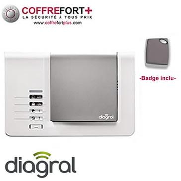 Alarme Diagral Great Installer Une Sirneflash Extrieure