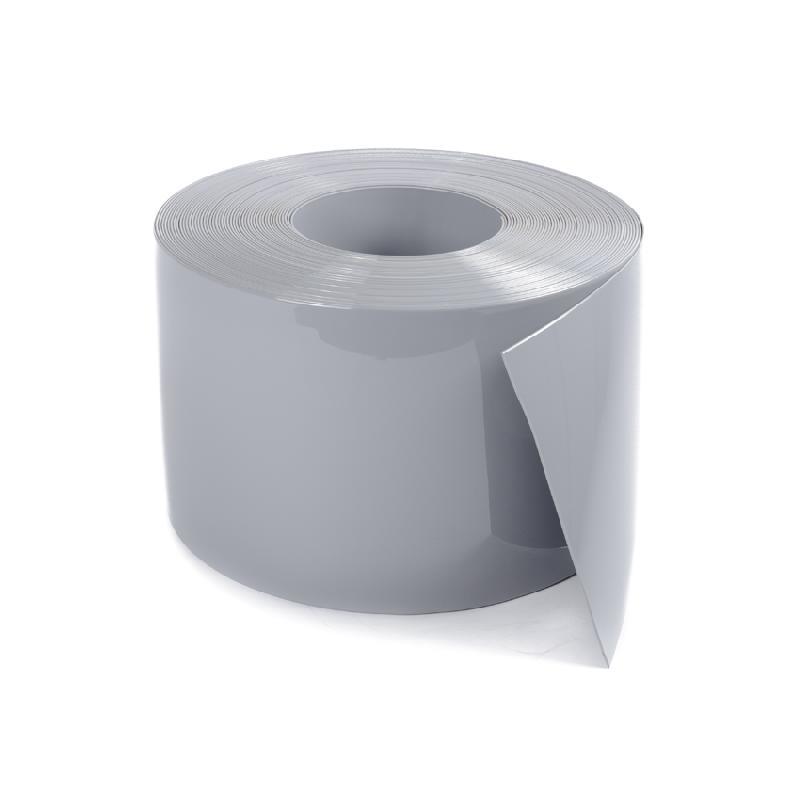 LANIÈRES PVC SOUPLE GRIS 3X300 MM