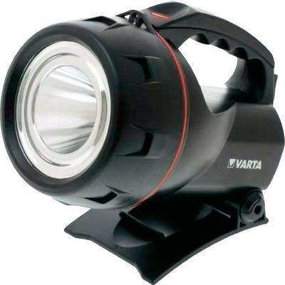 LAMPE TORCHE SANS FIL VARTA 18682101401 NOIR LED CREE XR-E 1218 G