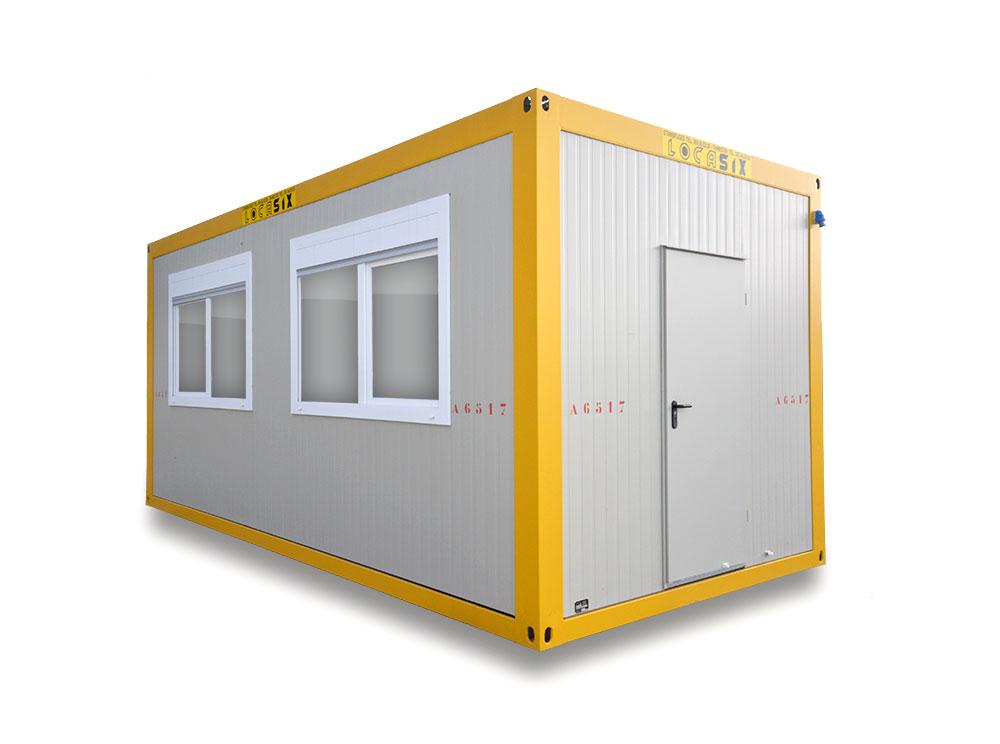 abris de chantier tous les fournisseurs baraque chantier base vie chantier module. Black Bedroom Furniture Sets. Home Design Ideas